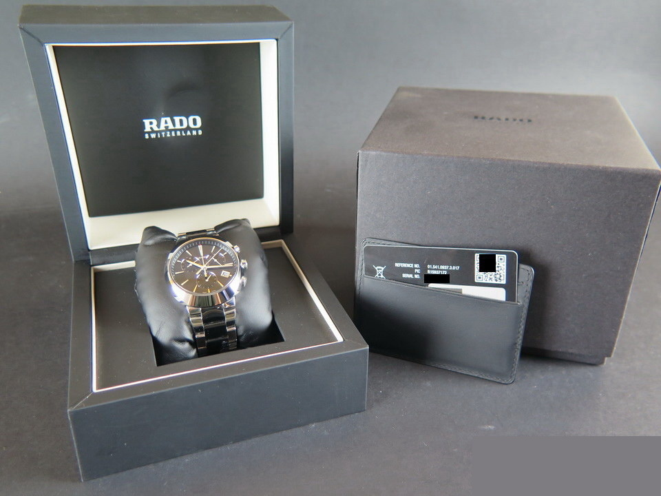 Rado Rado D-Star Chronograph XL 01.541.0937.3.017 R15937172