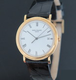 Patek Philippe Patek Philippe Calatrava Yellow Gold 3944J