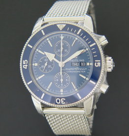 Breitling SuperOcean Heritage II 44mm Chronograph NEW A13313161C1A1