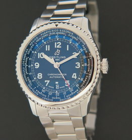 Breitling Navitimer 8 B35 Automatic Unitime NEW AB3521U41B1A1