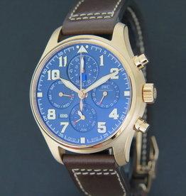 "IWC Pilot's Watch Perpetual Calendar Chronograph Edition ""LE PETIT PRINCE"""
