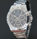 Rolex  Rolex Daytona Black Dial 116520  M-Serial Unpolished