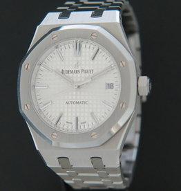 Audemars Piguet Royal Oak 15450ST.OO.1256ST.01 Silver Dial