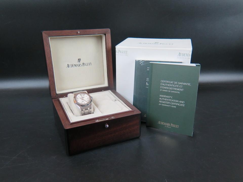 Audemars Piguet Audemars Piguet Royal Oak 15450ST.OO.1256ST.01 Silver Dial