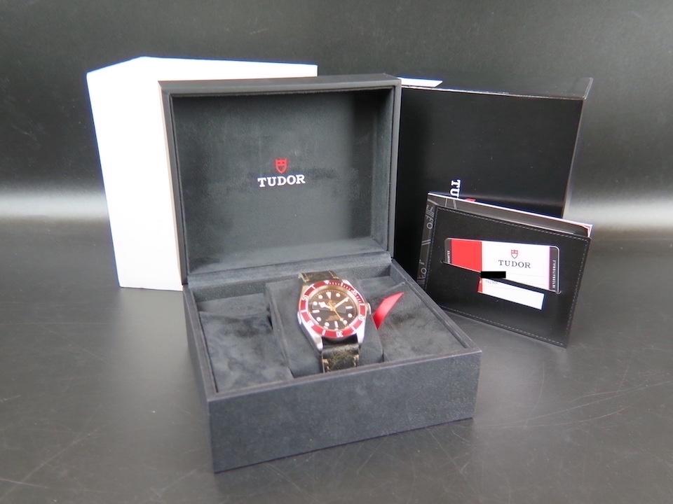Tudor Tudor Heritage Black Bay 79230R NEW