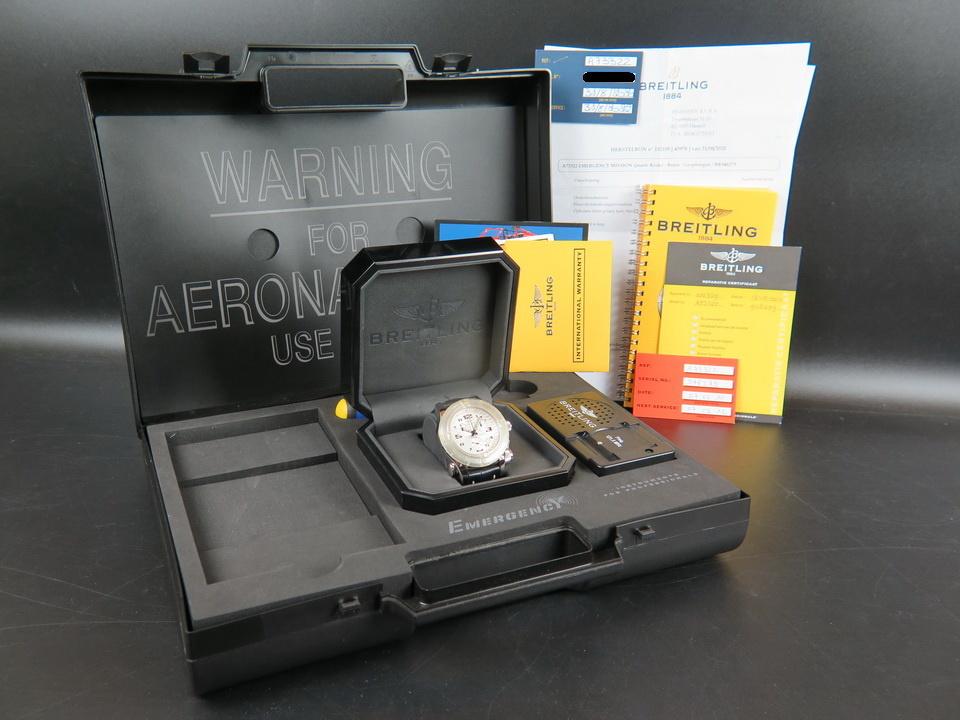 Breitling Breitling Emergency Mission Chronograph A73322