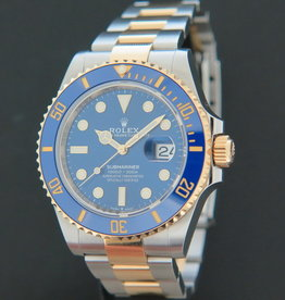 Rolex  Submariner Gold/Steel 126613LB