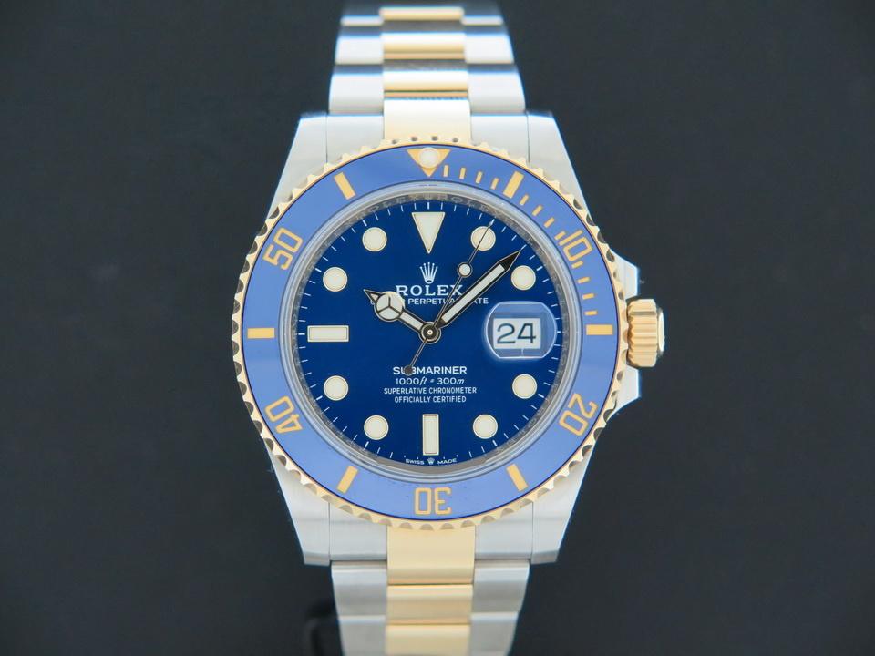 Rolex  Rolex  Submariner Gold/Steel 126613LB