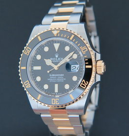 Rolex  Submariner Gold/Steel NEW 126613LN