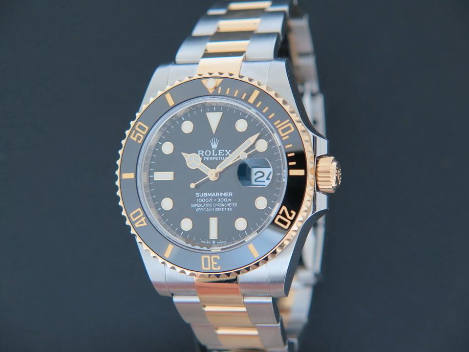 Rolex  Rolex Submariner Gold/Steel NEW 126613LN