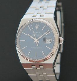 Rolex  Datejust Oysterquartz Blue Dial 17014