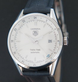 Tag Heuer Carrera Twin-Time Automatic WV2116