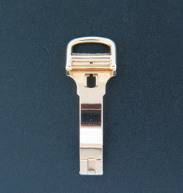 Cartier Folding Clasp Yellow Gold 14 mm