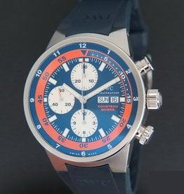 IWC Aquatimer Chronograph Cousteau Divers NOS IW378101