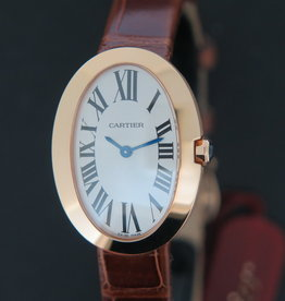 Cartier Baignoire SM Rose Gold NEW W8000007