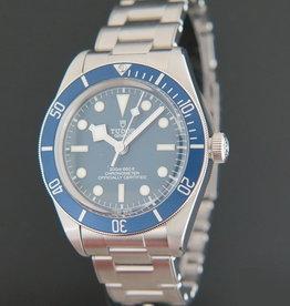 Tudor Heritage Black Bay Blue 58 79030B