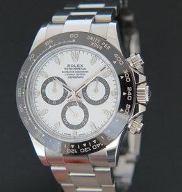 Rolex  Daytona White Dial  116500LN