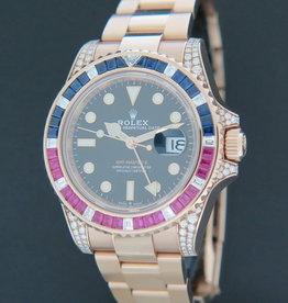 Rolex  GMT-Master II EVEROSE 126755SARU