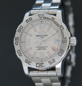 Breitling Colt 33 Silver Dial A7738711