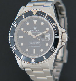 Rolex  Submariner Date 16610 X-serie