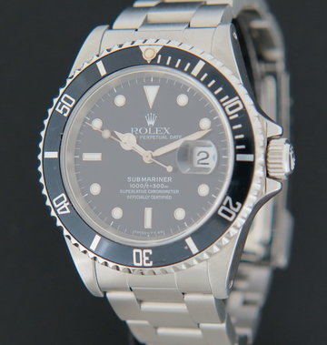 Rolex  Submariner Date 16610 X-serial