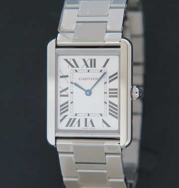 Cartier Tank Solo Large W5200014 NEW
