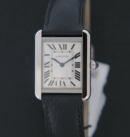 Cartier Tank Solo Small WSTA0030 NEW