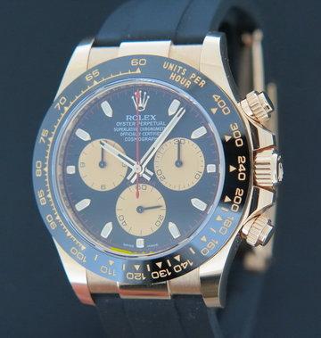 "Rolex  Daytona Yellow Gold ""Paul Newman"" 116518LN"