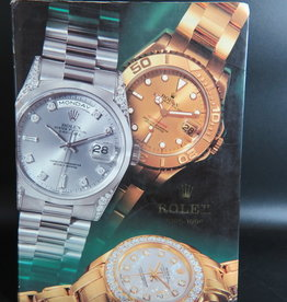 Rolex  Master Catalogue 1995-1996
