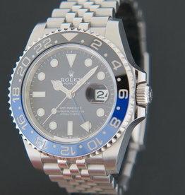 Rolex  GMT-Master II BLNR NEW 126710BLNR