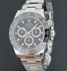 Rolex  Daytona Black Dial NEW 116500LN