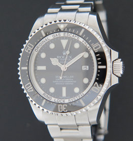 Rolex  Deepsea Sea-Dweller Black Dial 116660