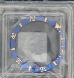 Rolex  Submariner Bezel New Gold/Steel