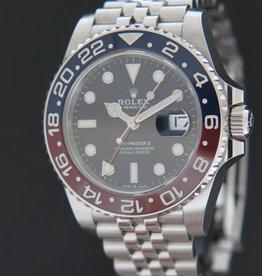 """Rolex  GMT-Master II 126710 BLRO """"Pepsi"""""""