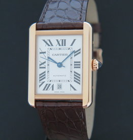 Cartier Tank Solo XL Automatic Rose Gold W5200026