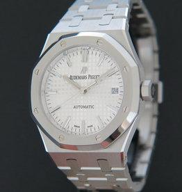 Audemars Piguet Royal Oak Silver Dial NEW 15450ST.OO.1256ST.01
