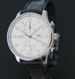 IWC Portugieser Chronograph IW371604 NEW