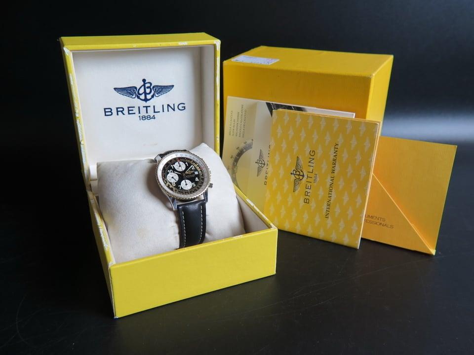 Breitling Breitling Old Navitimer Gold/Steel D13020