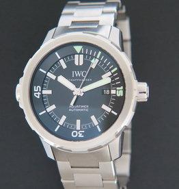 IWC Aquatimer Automatic Black Dial IW329002