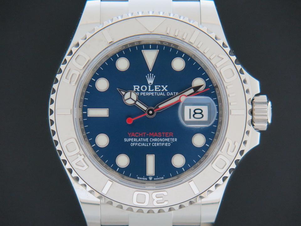 Rolex  Rolex Yacht-Master Blue Dial 126622