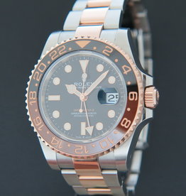 Rolex  GMT-Master II EVEROSE / STEEL 126711CHNR