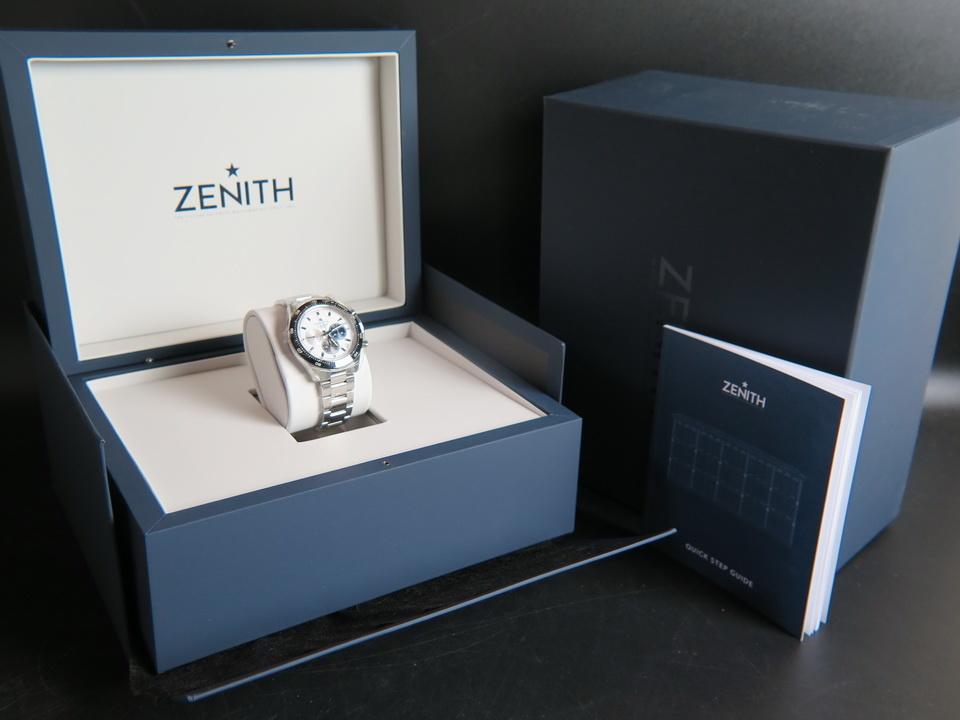 Zenith Zenith Chronomaster Sport El Primero 03.3100.3600/69.M3100 NEW
