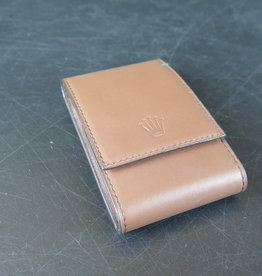 Rolex  Leather Travel Pouch