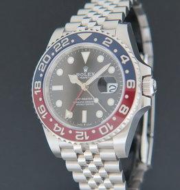 "Rolex  GMT-Master II NEW 126710 BLRO ""Pepsi"""