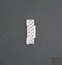 Breitling Milanese / Mesh 18 MM Steel Link