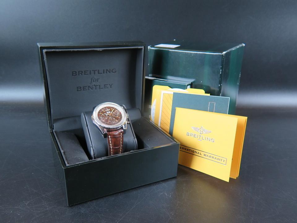 Breitling Breitling Bentley 6.75 Bronze Dial A44634