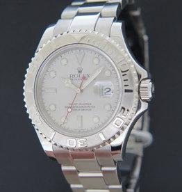Rolex  Yacht-Master Platinum Dial 16622