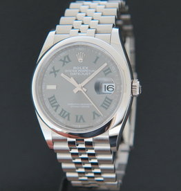 Rolex  Datejust 126200 Slate Dial NEW