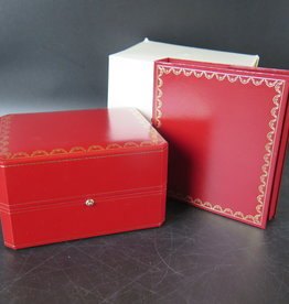Cartier Box set with booklet