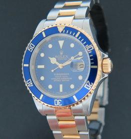 Rolex  Submariner Date 16613 Gold/Steel Z-Serial